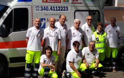Corso per Volontari del Soccorso