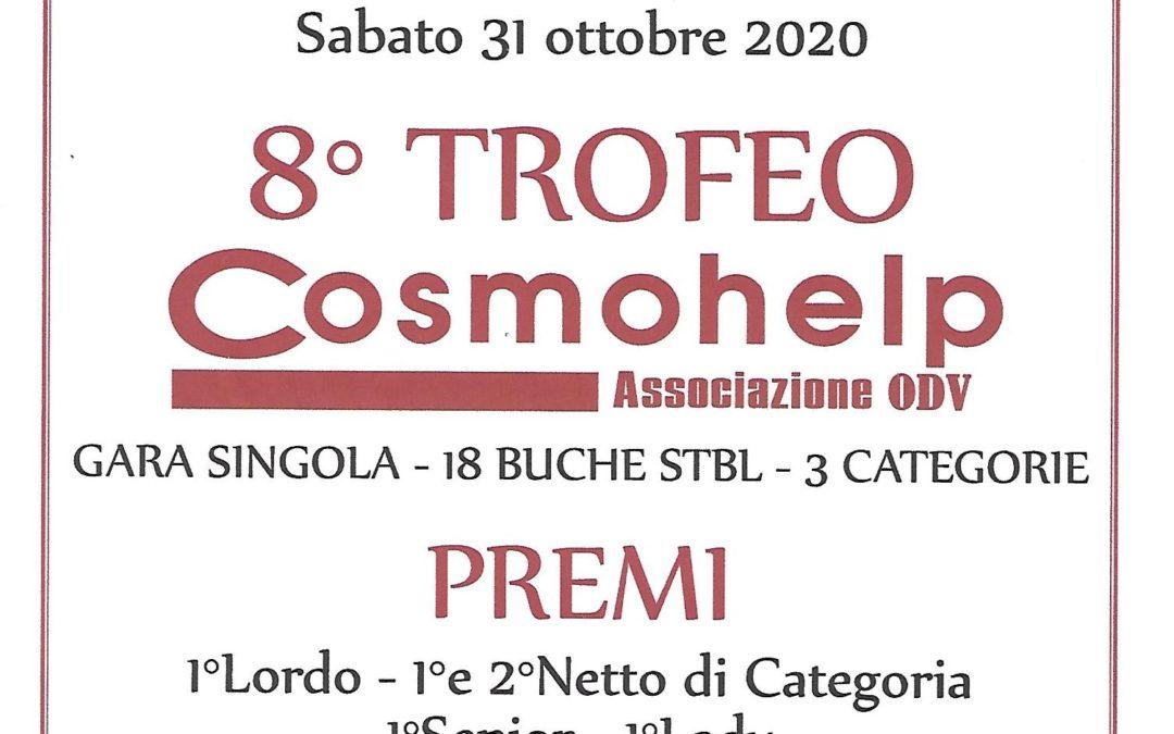 8° TROFEO COSMOHELP